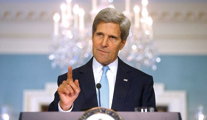 John Kerry: 'Air conditioners Are As big A Threat As ISIS'