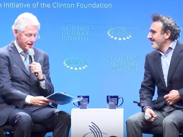Bill Clinton: Rebuild Detroit With Syrian Refugees (Video)