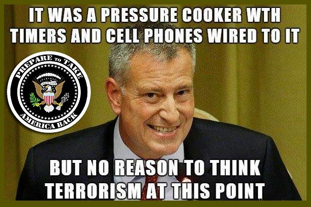 Image result for pics of nyc pressure cooker attack