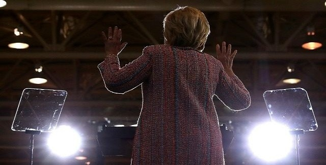Where Is Hillary Clinton? Campaign 'Postpones' North Carolina Fundraiser (Video)