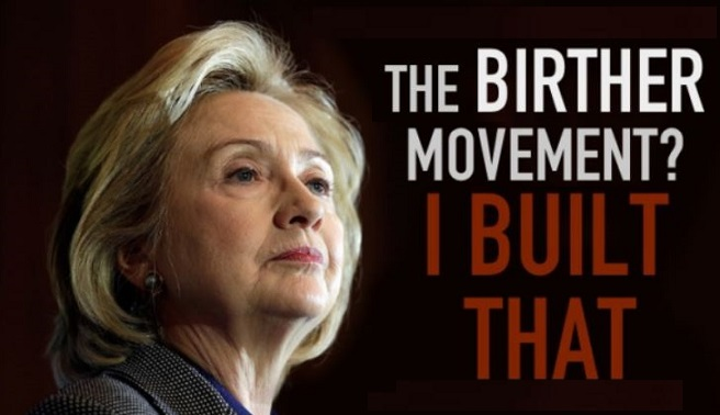 Was Hillary Clinton's Top Confidant Spreading Birther Rumors in '08? (Video)