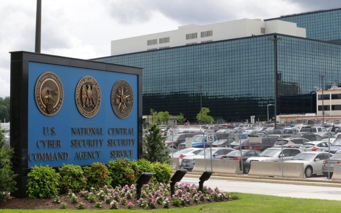 NSA Contractor Arrested For Alleged Theft Of Top Secret Classified Information
