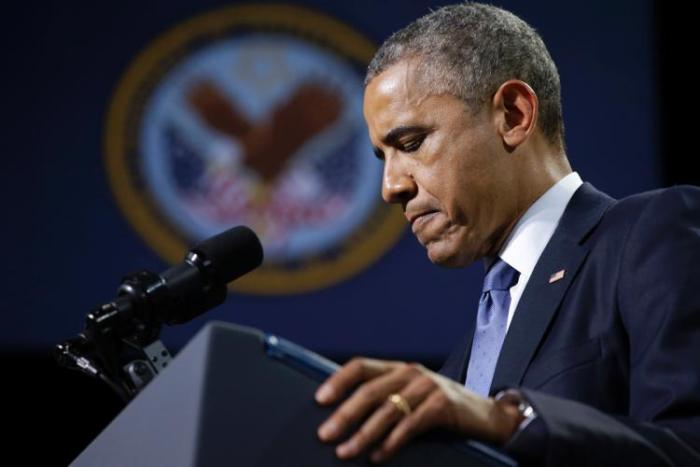 Obama PANICKING After Veteran's Dead Body Found Rotting In VA Hospital… Here's What We Know