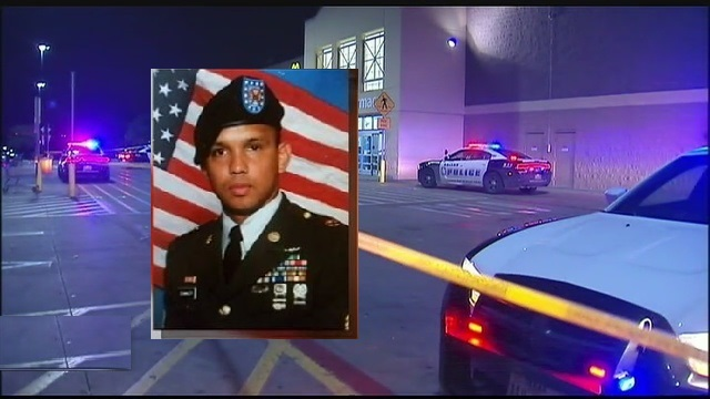 Army Veteran Steps In To Help Man Shot At Texas Walmart (Video)