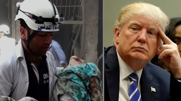 US Airstrikes On Syria Followed International Condemnation Of Chemical Attack (Video)