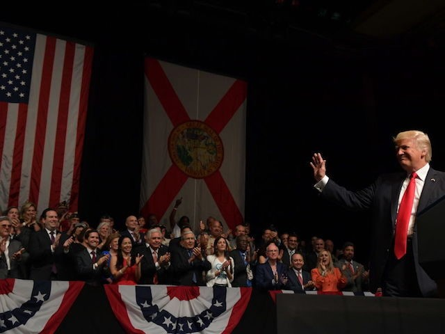 In Miami, Trump Applauds Cuban Victims Of Communism: 'Now We Hold The Cards'