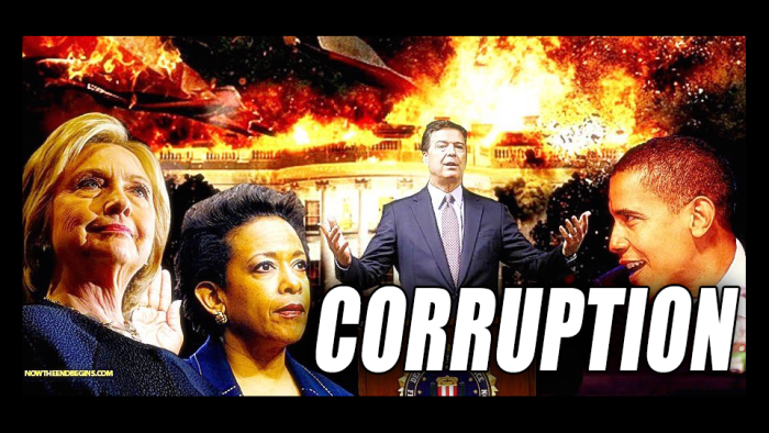 Comey Deliberately And Consistently Helped Plan And Execute Cover Up Of The Clinton's Criminal Enterprise (Video)
