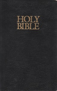 The Holy Bible King James & New King James Version