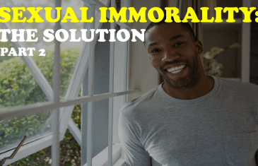 Sexual_immorality_part 2_solution