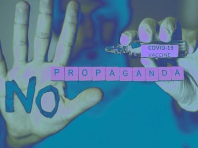 Say no to vaccine propaganda