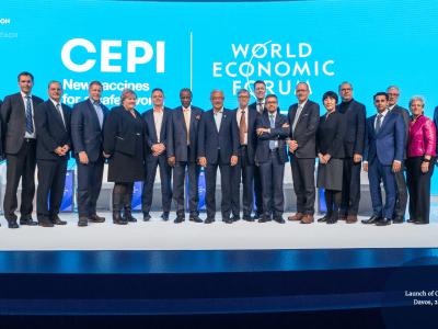 CEPI Launch 2017