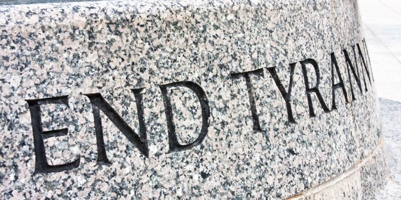 End Tyranny