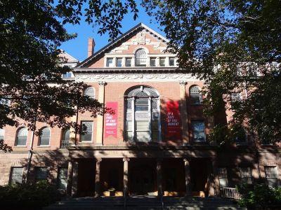 Winant Hall - Rutgers University