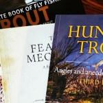 Flyfishing books