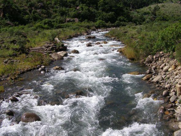 The Injisuthi River
