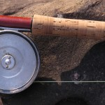 Hardy lightweight reel