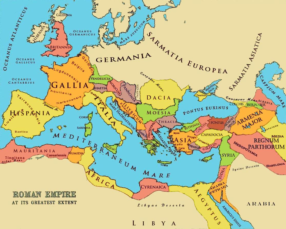 Emerita Augusta Y El Imperio Romano