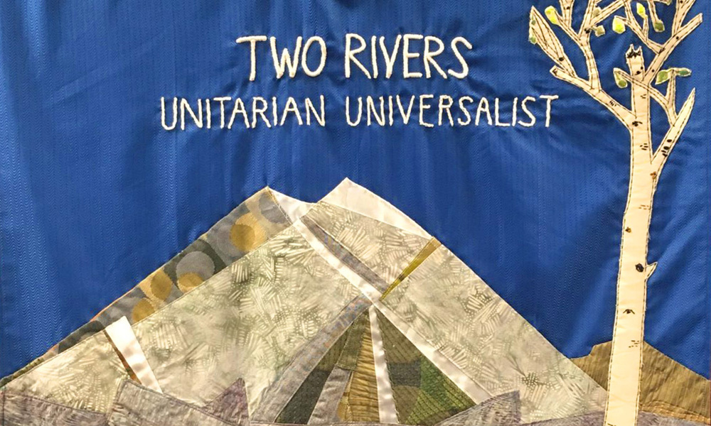 Two Rivers UU Banner