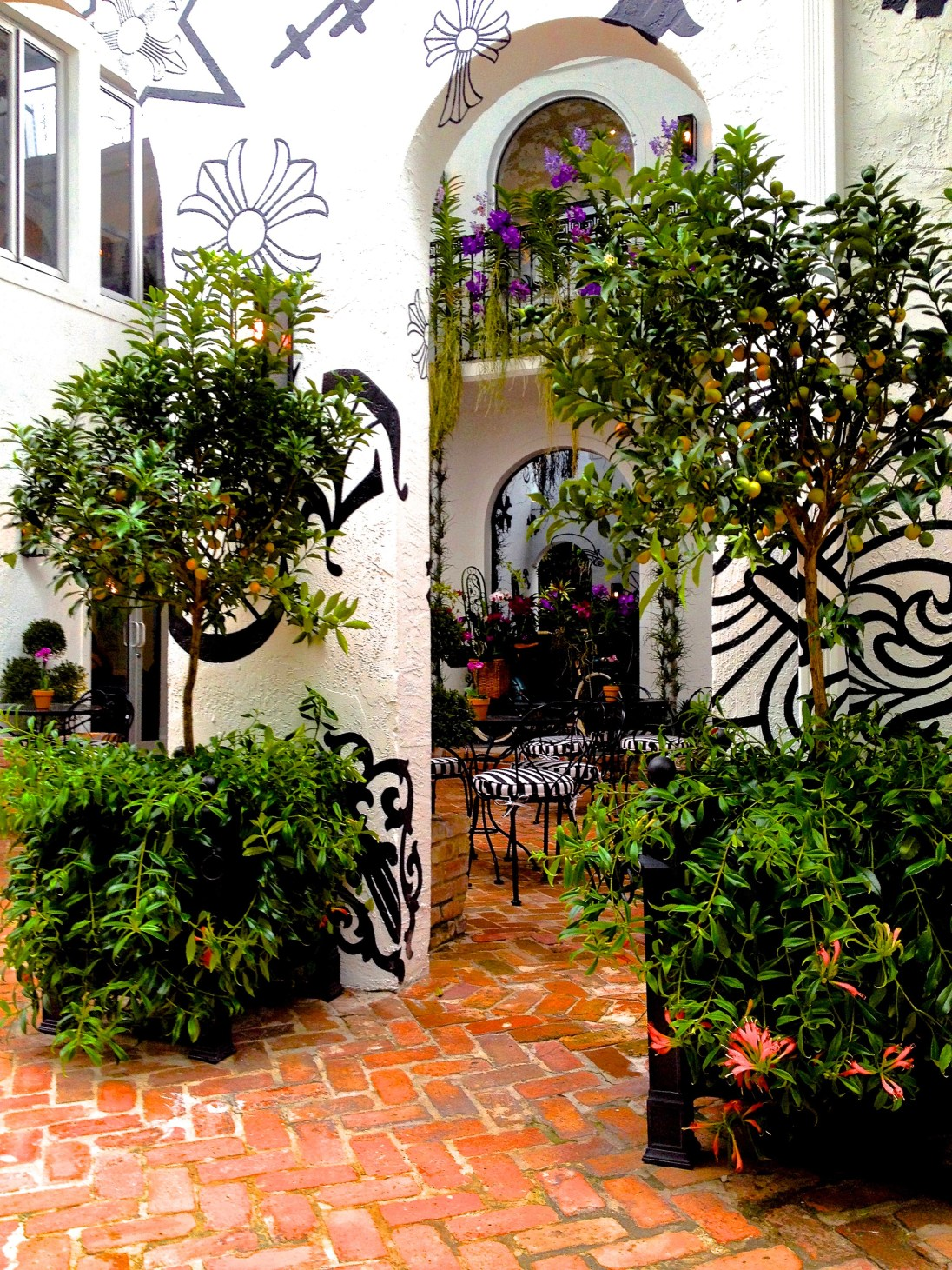 Beautiful example of Biophilic Design in Miami Florida By Biophilic Designer Jeffrey Allis