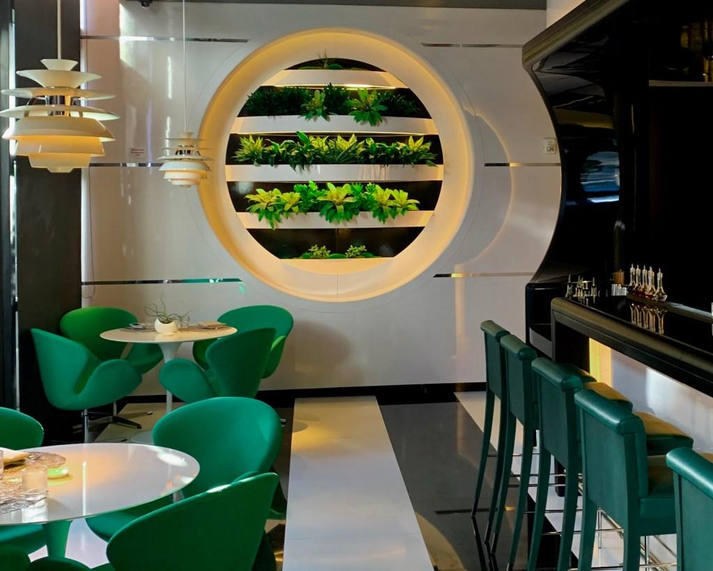 Best Modern Green Wall in Miami Fl