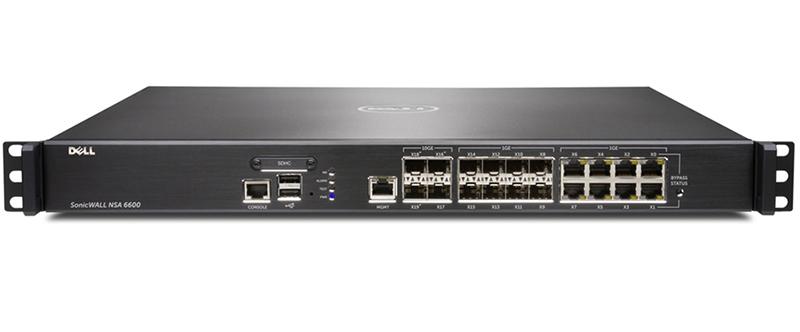 SonicWall NSA 6600 1