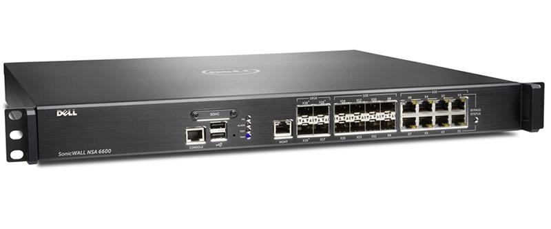 SonicWall NSA 6600 3