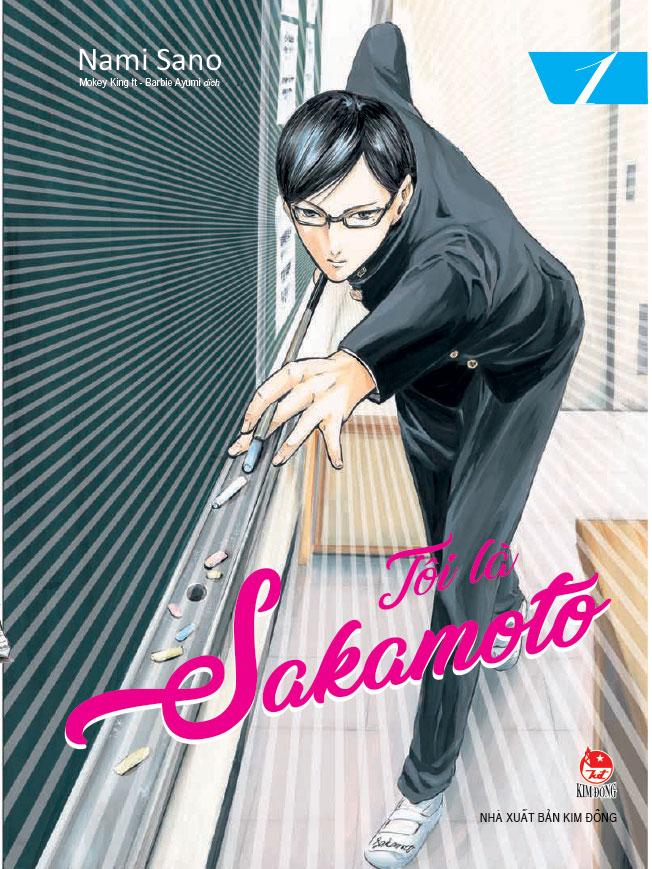 BOXSET Tôi là SAKAMOTO