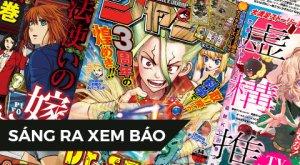 【SÁNG RA XEM BÁO】Bộ sưu tập ảnh bìa tạp chí manga 2020 – Tháng 3 – Shounen/Seinen (Phần 1)