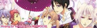 Hoàng tử vệ thần nhà Momochi 10