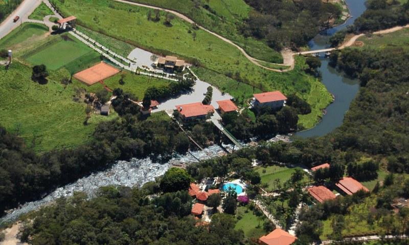 hotel fazenda Paraíso dos Sonhos