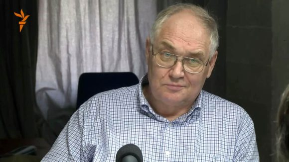 "Лев Гудков. Фото с сайта Радио ""Свобода"""