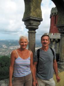 Игорь Баранов с женой Эммилией. Фото 2012 года. Источник vk.com («Вконтакте»)