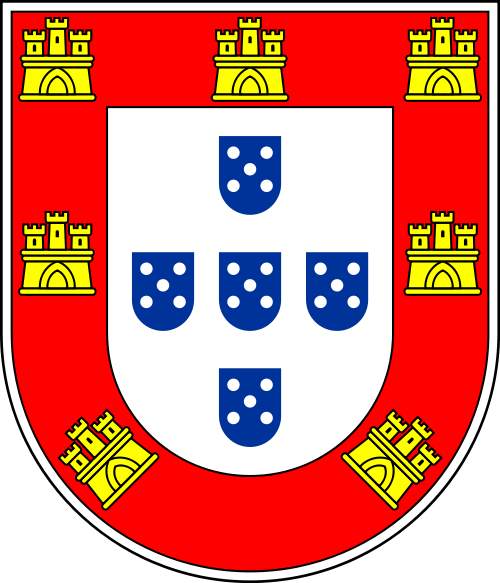Рис.13. Герб Португалии