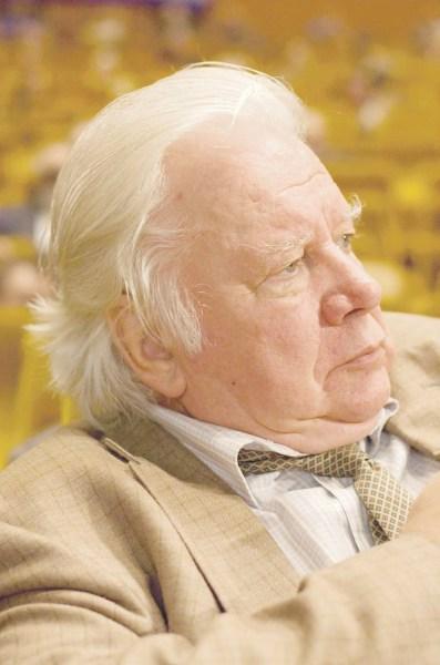 В. Захаров. Фото И. Михайлова с сайта rasconference.ru