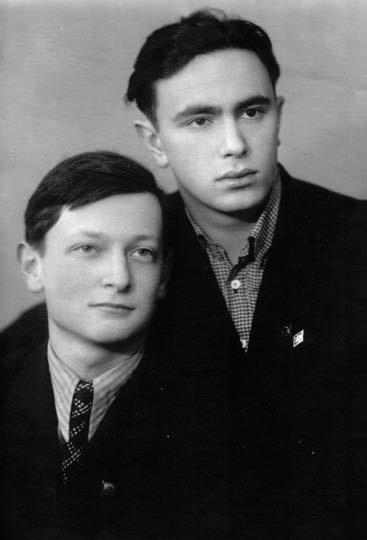 Друзья. 1951 год