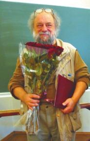 Александр Замолодчиков (фото Н. Деминой)