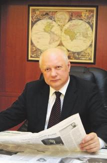 В.В. Минаев. Фото ссайта www.rsuh.ru