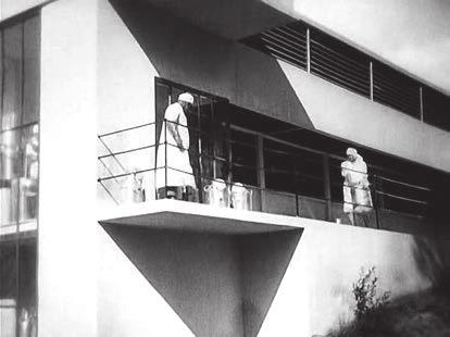 Декорация к фильму С. Эйзенштейна «Генеральная линия» (1929)