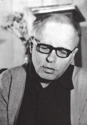 А. Д. Сахаров, весна 1975 года; в октябре он получит Нобелевскую премию