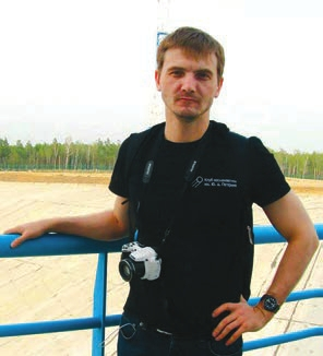 Виталий Егоров, сотрудник российской частной космической компании «Даурия», популяризатор космонавтики, автор блога zelenyikot.livejournal.com