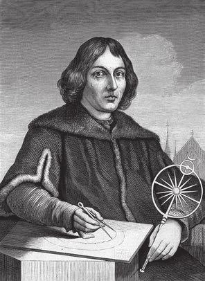 Николай Коперник (1473–1543), автор гелиоцентрической системы мира