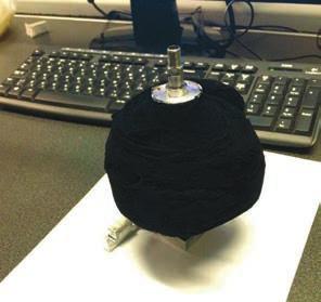 Шпулька нанотрубок от «ИНФРА Технологий»