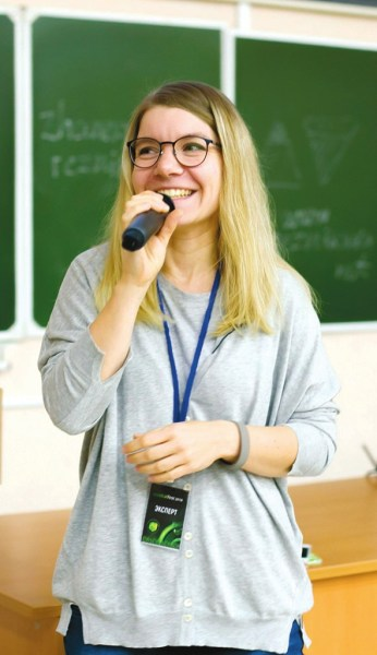 Ирина Якутенко. Фото А. Фёдоровой