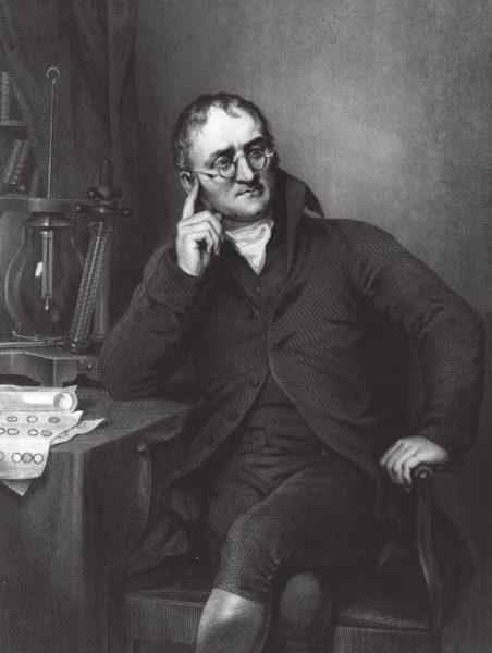 Джон Дальтон (1766–1844)