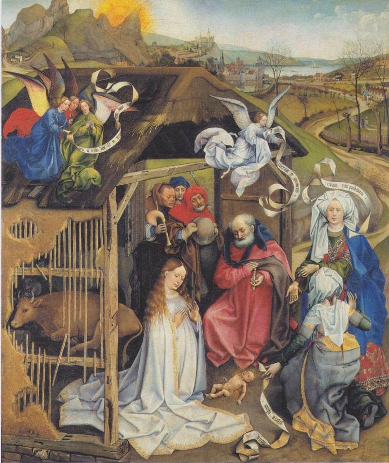 Рис. 1. Рождество (1425)