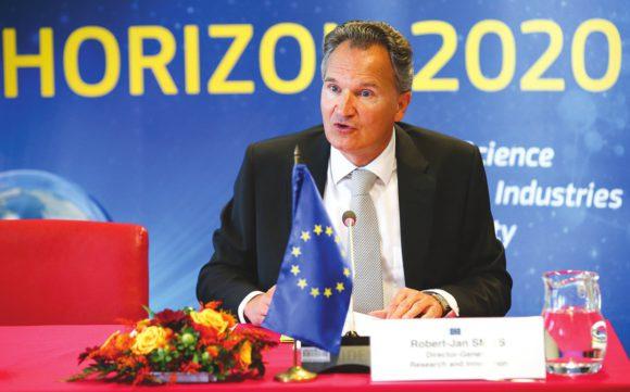 Роберт-Ян Смитс. Фото с сайта www.neweurope.eu
