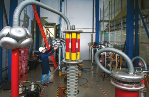 Подготовка трансформатора к испытаниям