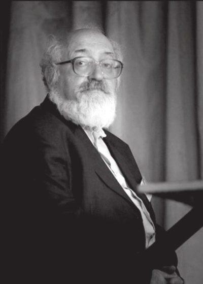 Профессор факультета компьютерных наук ВШЭ М. А. Ройтберг (27 декабря 1952 — 16 августа 2017 года). Фото с сайта www.hse.ru
