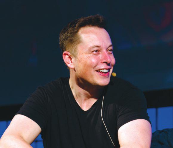 Илон Маск на саммите 2013 года. Фото Dan Taylor/Heisenberg Media
