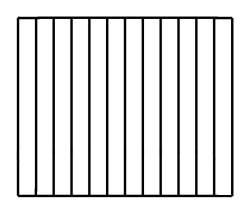 Рис. 8. Схематическое изображение третьего знака